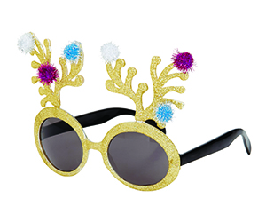Accessorize AW15 REINDEER NOVELTY GLASSES 790