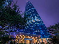 Four Seasons Guangzhou, Κίνα – 438 μέτρα