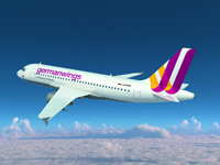 New Germanwings Aircraft