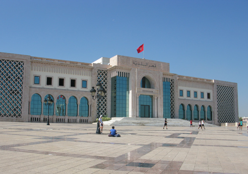 tunis-town-hall