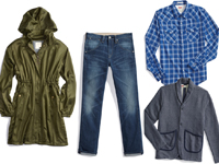 LEVI'S® WINTER 20013/14 OUTFITS: Δώστε διαχρονικό στυλ στην καθημερινότητα του χειμώνα