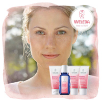 Weleda Almond Series