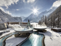 Spa Hotels for Winter Travellers